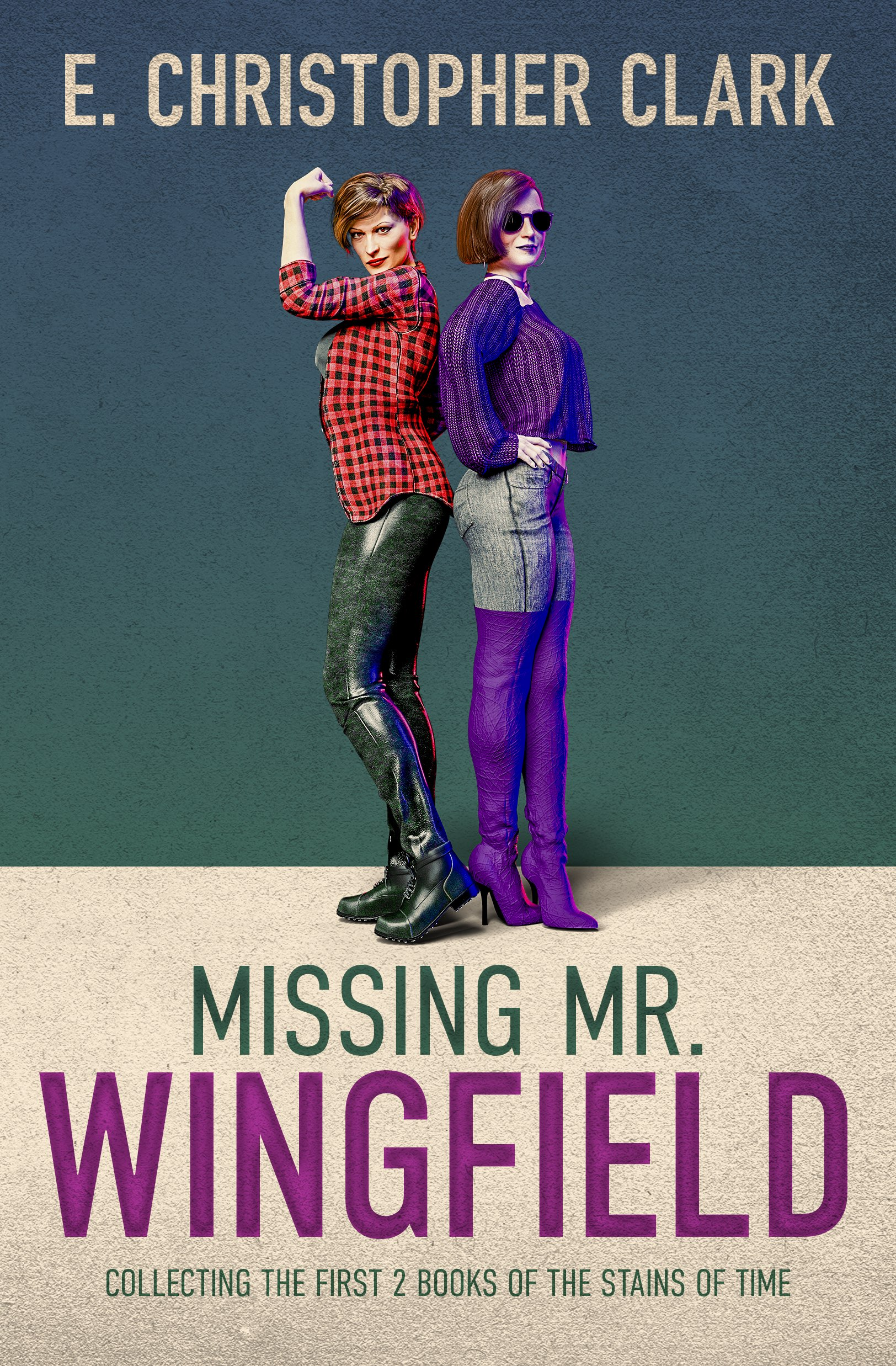 Missing Mr. Wingfield cover